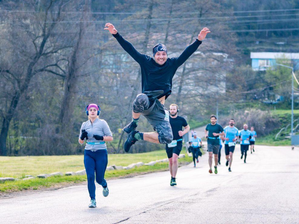 Pancharevo Trail Marathon 2021